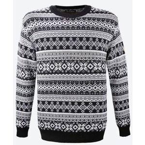 Męski Merino sweter Kama 4057 110, Kama