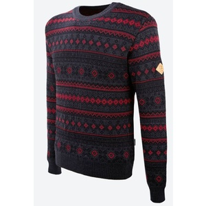 Męski Merino sweter Kama 4057 111, Kama