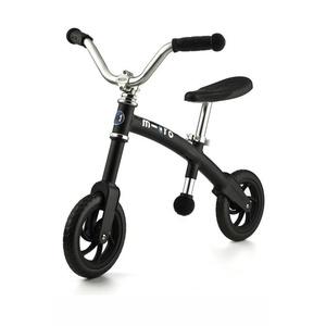 Rowerek bez pedałów Micro G-Bike Siekacz Black, Micro