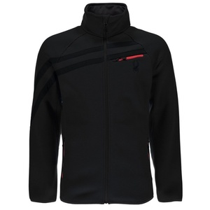 Sweter Spyder Men `s Wengen Full Zip Mid Wt Stryke Fleece 417027-001, Spyder