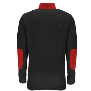Golf Spyder Men's Charger Therma Stretch T-Neck 417065-600, Spyder