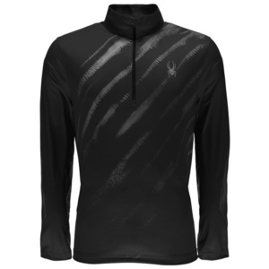 Golf Spyder Men's Limitless 1/4 Zip Dry WEB T-Neck 417068-019, Spyder