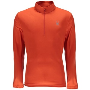 Golf Spyder Men's Limitless 1/4 Zip Dry WEB T-Neck 417091-626, Spyder