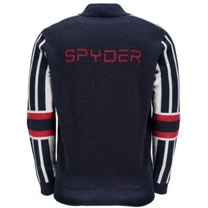 Sweter Spyder Men `s Rad Pad Vintage Half Zip 417112-402, Spyder