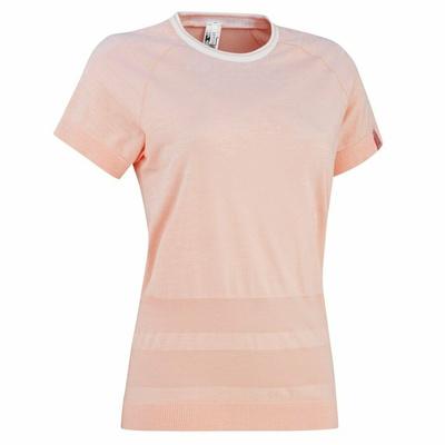 Damskie sportowa koszulka Kari Traa Rozwiąż 622384, różowa