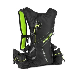 Plecak Spokey SPRINTER 5l black/green, Spokey