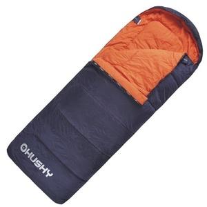 Śpiwór kołdrowy Husky Gizmo -5°C szary / pomarańczowy, Husky