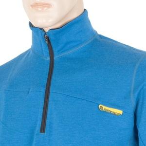 Męska bluza Sensor Merino Wool Upper niebieska 12110043, Sensor