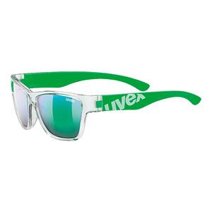 Przeciwsłoneczna okulary Uvex Sportstyle 508 Clear Zielony / Lustro Green (9716), Uvex