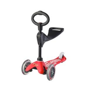 Hulajnoga Mini Micro Deluxe 3v1 Red, Micro