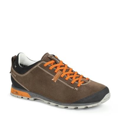 Męskie buty AKU 504.3 Bellamont Suede GTX beżowy / pomarańczowy, AKU
