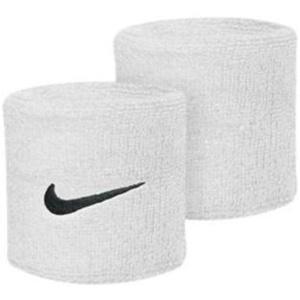 Frotka Nike Swoosh Wristband white, Nike