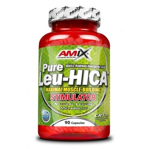 Amix Leu-HICA ™ Pure cps. BOX 90 kapsułek, Amix