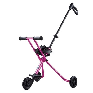 Dziecięce runabout Micro Trike Deluxe Pink, Micro