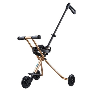 Dziecięce runabout Micro Trike Deluxe Gold, Micro