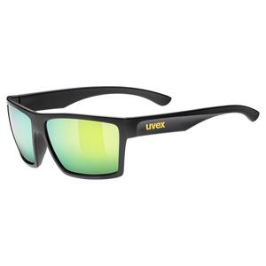 Przeciwsłoneczna okulary Uvex LGL 29 Black Mat / Mir. Yellow (2212), Uvex