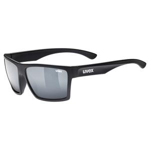 Przeciwsłoneczna okulary Uvex LGL 29 Black Mat / Mir. Silver (2216), Uvex