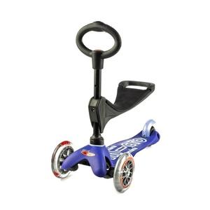 Hulajnoga Mini Micro Deluxe 3v1 Blue, Micro