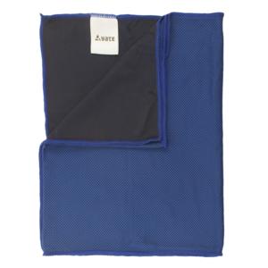 Chłodzące ręcznik Yate farba niebieska 30 x100 cm, Yate