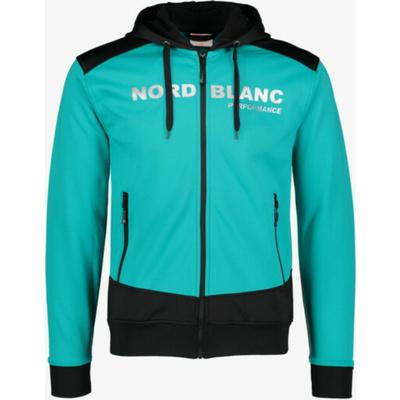 Męska bluza sportowa Nordblanc z kapturem NBSMS5615_MOL, Nordblanc