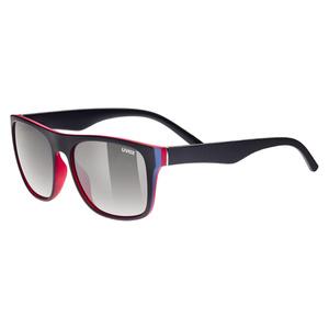 Przeciwsłoneczna okulary Uvex LGL 26 Black Red (2316), Uvex
