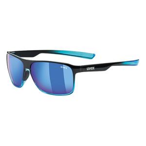 Przeciwsłoneczna okulary Uvex LGL 33 POLA Black Blue (2440), Uvex
