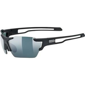 Sportowe okulary Uvex SPORTSTYLE 803 SMALL CV (ColorVision), Black Mat (2290), Uvex