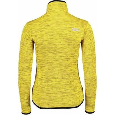 Damski sweter NORDBLANC Critical NBWFL5890_ZLU, Nordblanc