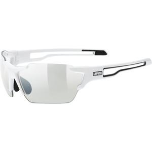 Sportowe okulary Uvex SPORTSTYLE 803 SMALL VARIO, White (8801), Uvex