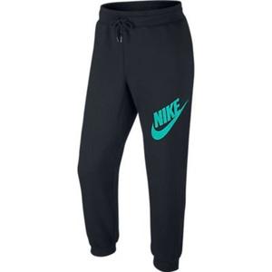 Spodnie Nike AW77 FLC CUFF Pant-Logo26 647567-013, Nike