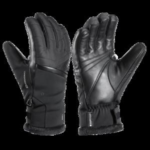 Narciarskie rękawice LEKI Snowfox 3D Lady black, Leki