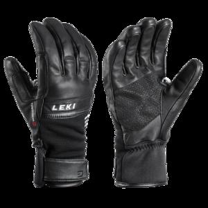Narciarskie rękawice LEKI Lightning 3D black, Leki
