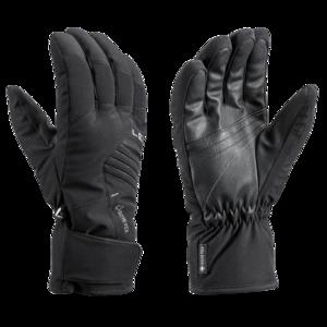 Narciarskie rękawice LEKI Spox GTX black, Leki