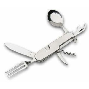 nóż Ferrino COLTELLO CON POSATE 78111, Ferrino