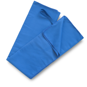 Szybkoschnący ręcznik Yate HIS farba ciemno. niebieska XL 100x160 cm, Yate