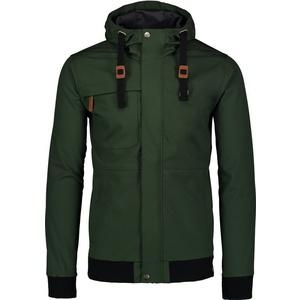 Męska wiosenny softshellowa kurtka NORDBLANC Świąteczny NBSSM6608_ZYD, Nordblanc
