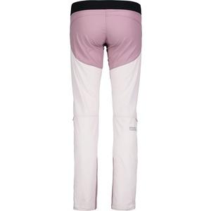 Damskie utralehké outdoorowe spodnie NORDBLANC Łagodny NBSPL6642_LIS, Nordblanc