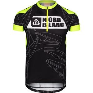 Męski cyklo bluza NORDBLANC Gee NBSMF6649_CRN, Nordblanc