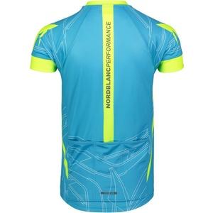 Męski cyklo bluza NORDBLANC Gee NBSMF6649_KLR, Nordblanc