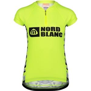 Damski cyklo bluza NORDBLANC Uwieść NBSLF6651_BPZ, Nordblanc