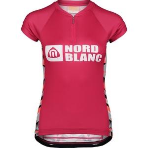 Damski cyklo bluza NORDBLANC Uwieść NBSLF6651_RUV, Nordblanc