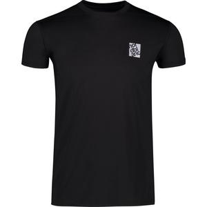 Męskie fitness koszulka NORDBLANC Rzuć NBSMF6656_CRN, Nordblanc