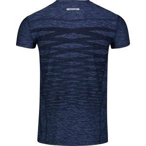 Męskie fitness koszulka NORDBLANC Rzuć NBSMF6656_TEM, Nordblanc