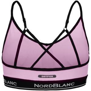 Damska fitness biustonosz NORDBLANC Rakish NBSLF6669_LIS, Nordblanc
