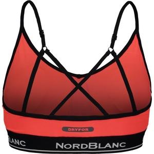 Damska fitness biustonosz NORDBLANC Rakish NBSLF6669_OHK, Nordblanc