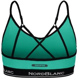 Damska fitness biustonosz NORDBLANC Rakish NBSLF6669_SEZ, Nordblanc
