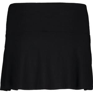 Damska elastyczny dzianina spódnica NORDBLANC Frill NBSSL6675_CRN, Nordblanc