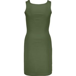Damskie elastyczne plażowe sukienka NORDBLANC Bezbarwny NBSLD6769_ZSA, Nordblanc