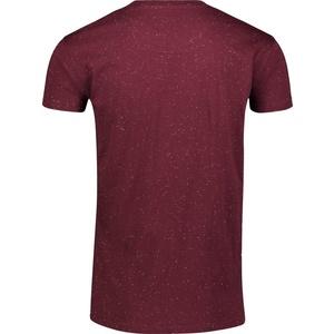 Męskie bawełna koszulka NORDBLANC Szyfr NBSMT6812_ZPV
