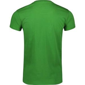 Męskie bawełna koszulka NORDBLANC Crest NBSMT6814_TML, Nordblanc